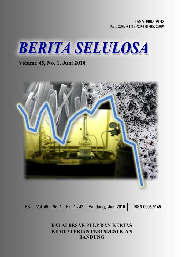 Cover: BS Vol 45 (1), 2010